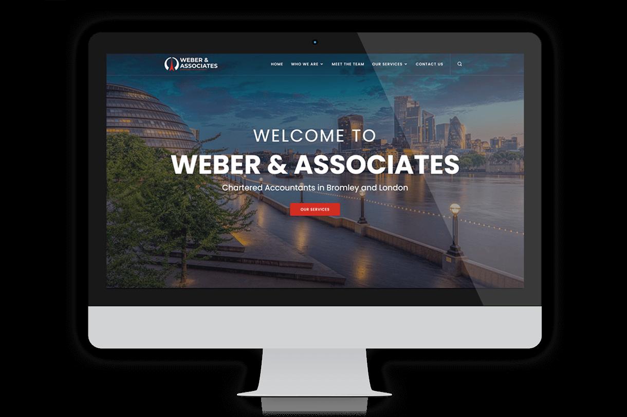 weberassociates.co .uk home | Futurum Studio